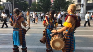HAKATA SUMMER FES 2015_劇団AFRICA