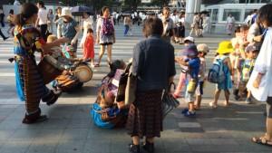 博多サマーフェス2015_GEKIDAN☆AFRICA