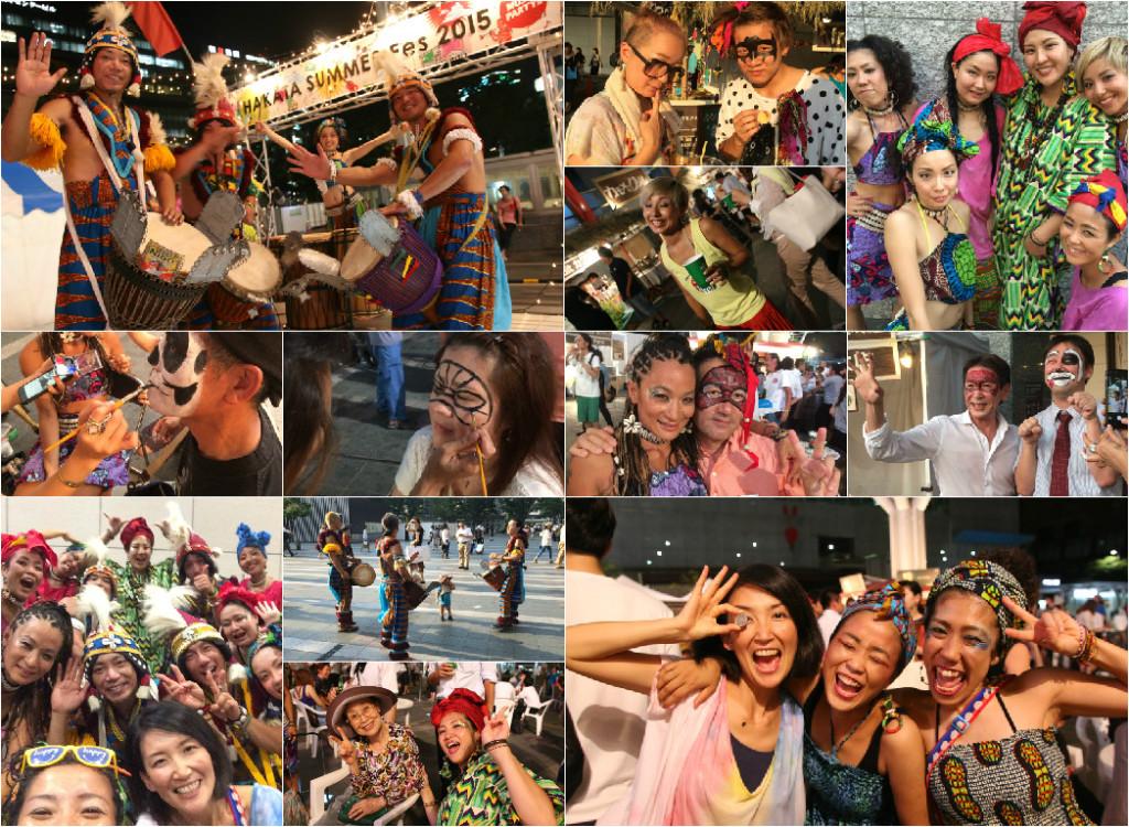 博多サマーフェス2015_劇団AFRICA